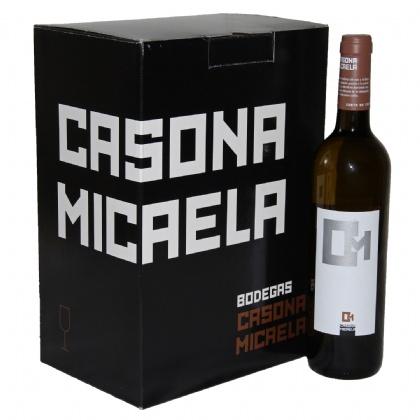 6 botellas de vino Casona Micaela D.O. Costa de Cantabria